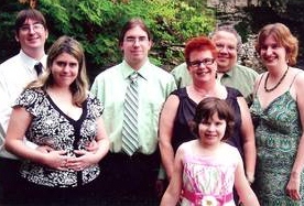 kathie and family