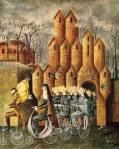 Toward the Tower, Remedios Varo