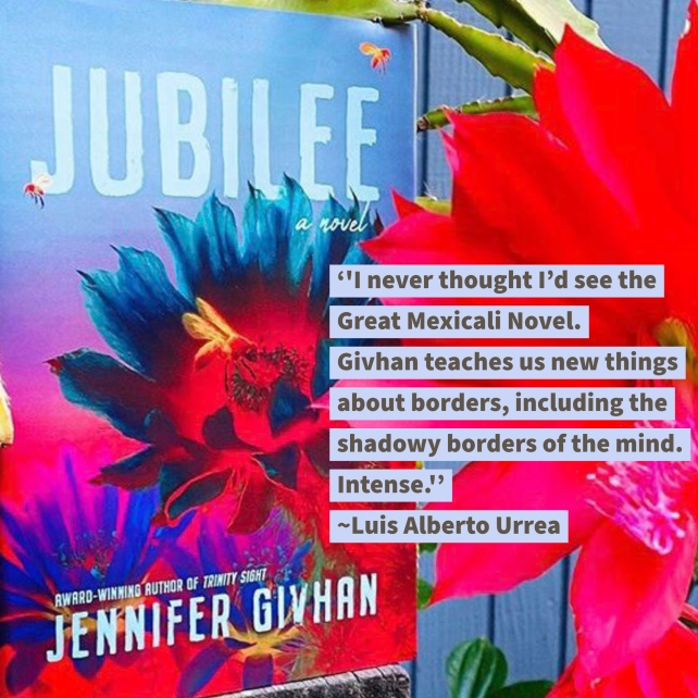Jubilee with blurb